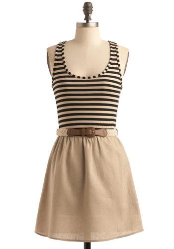 Suburban Street Fair Dress