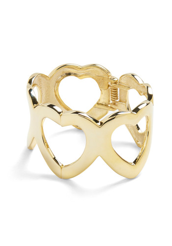 Em-bracelet the Love - Gold, Cutout, Casual