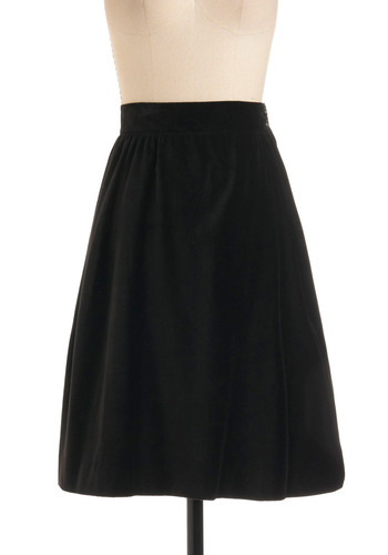 Vintage Class Act Skirt