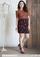 Painter's Palette Bouquet Skirt