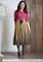Backgammon Queen Skirt