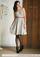 Brand New Diary Dress