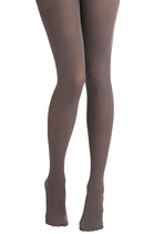 Tights for Every Occasion in Light Grey