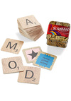 To the Letter Coaster Set - Tan, Dorm Decor, Eco-Friendly, Good