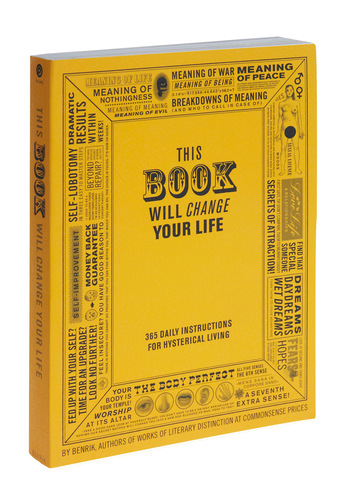 This Book Will Change Your Life by Penguin Books