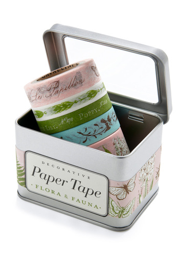 Stick Out Paper Tape Set - Multi
