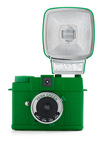 Special Edition Diana Mini Camera in Fern Green - Green, 60s, Spring, Summer, Fall, Winter