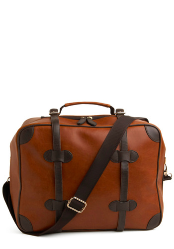 Suitcase Yourself - Brown, Solid, Travel