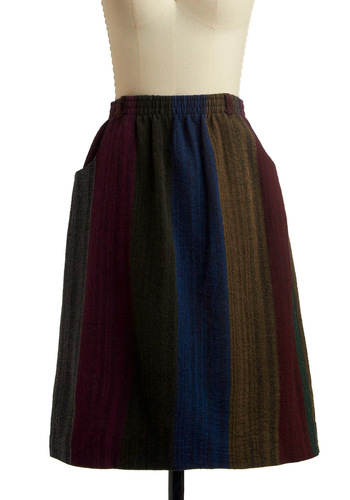 Vintage Boho in Soho Skirt