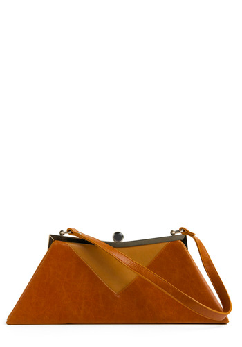 Romantic Helicopter Ride Bag - Tan, Brown, Solid, Rockabilly, Pinup, Vintage Inspired, 50s, 60s