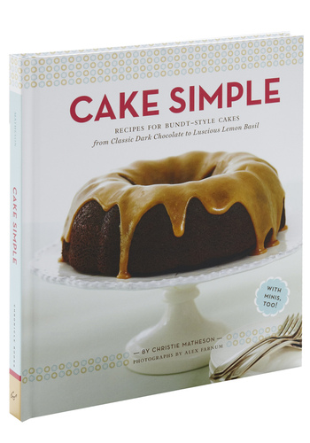 Cake Simple by Chronicle Books