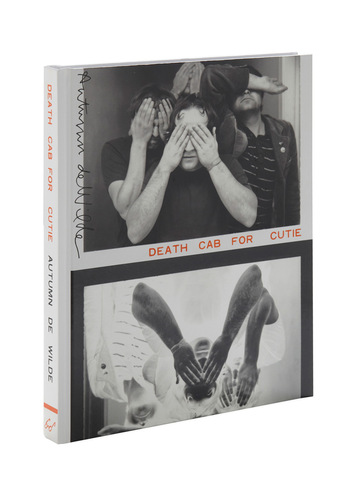 Death Cab for Cutie by Chronicle Books