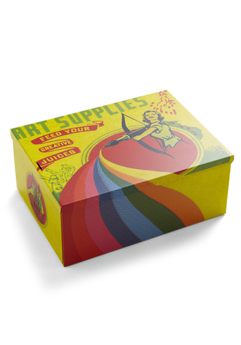 State of the Artist Keepsake Box - Multi