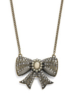Oh Bow Beautiful Necklace