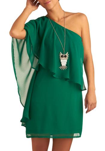 A Breath of Fresh Flair Dress