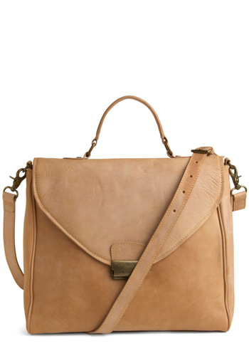 One Fawn Day Bag - Tan