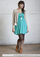 Teal It to My Heart Dress