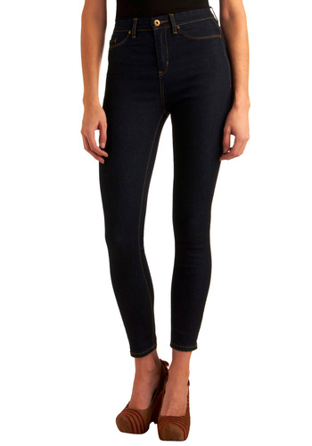 Fly-Rise Jeans
