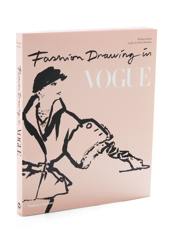 Fashion Drawing in Vogue - Pink, Spring, Summer, Fall, Winter