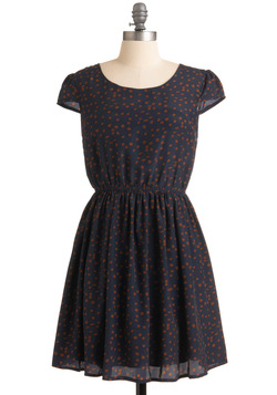 Sifted Cocoa Dress