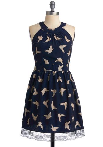 Wing It On Dress