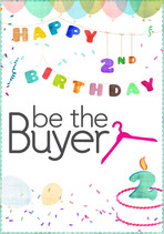 Happy Birthday, Be the Buyer!