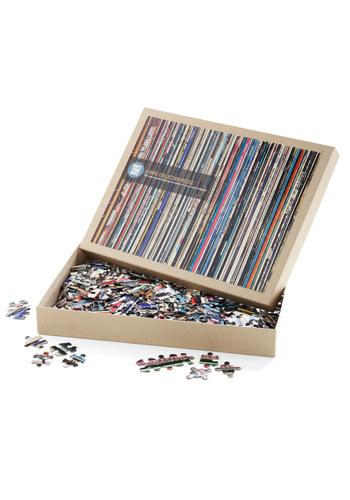 Vinyl Piece of the Puzzle - Multi