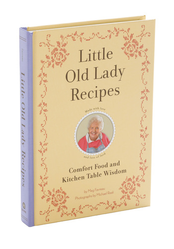 Little Old Lady Recipes - Cream, Pink, Brown, White, Multi, Good, Top Rated, Hostess
