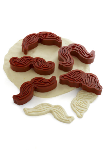 Wonder With a Whisker Cookie Cutter Set by Fred - Brown, Dorm Decor
