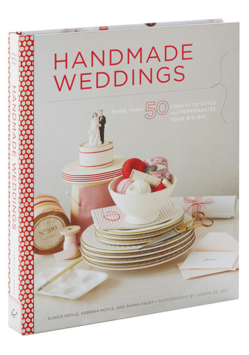 Handmade Weddings by Chronicle Books - Handmade & DIY, Eco-Friendly, Top Rated