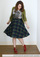 Precisely Plaid-matic Skirt