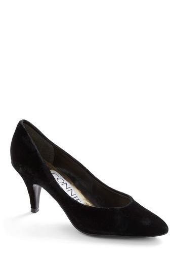Vintage Fancy Dancy Heel