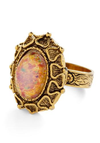 Vintage Sparkle Squad Ring