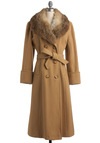 Vintage Passenger Car Coat