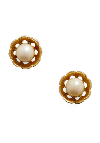 Vintage Blossoming Brilliance Earrings