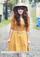 Gourd Garden Dress