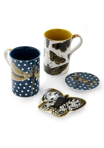 All the Buzz Tea Cup Set - Multi, Dorm Decor
