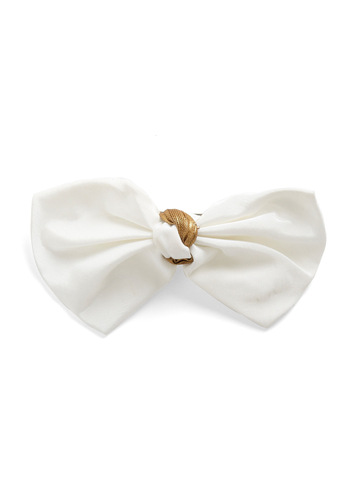 Vintage Bow it by Heart Hair Clip