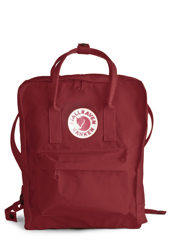 Wherever You Wander Backpack in Red by Fjällräven - Red, White, Pockets, Solid, Work, International Designer, Variation, Graduation, Travel, Scholastic/Collegiate