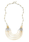 All of U Necklace - Gold, Silver, Beads