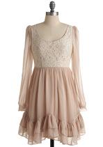 You Meringue Dress