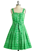 image of My First Picket Fence Dress
