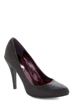 Sparkle an Interest Heel in Night