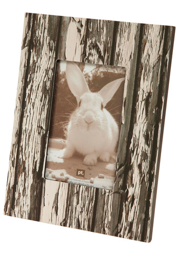 Bark Life Picture Frame - Brown, Dorm Decor