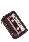 I Let My Tape Rock Wallet by Decor Craft Inc. - Green, Brown, Casual