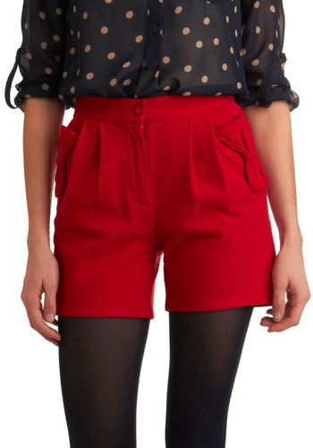 Snow Buddy Shorts | Mod Retro Vintage Shorts | ModCloth.com