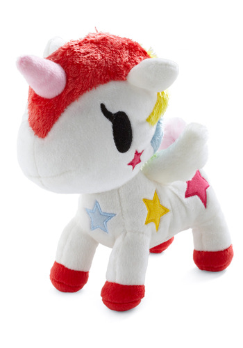 Point to the Sky Plush - Multi, Kawaii