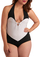 She and Swim One Piece in Plus Size