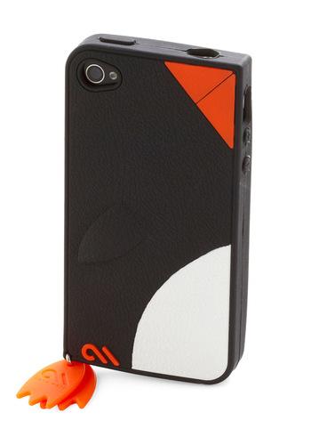Cold My Calls iPhone Case - Black, Orange, White