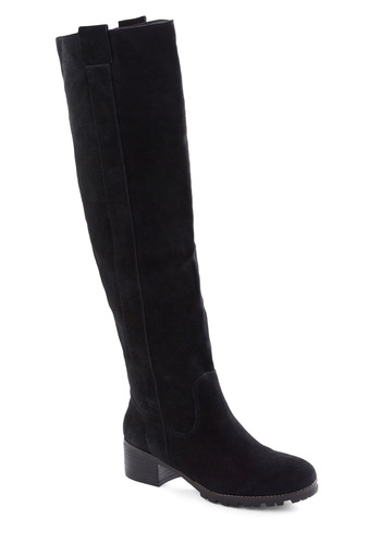 Onyx and Match Boot - Casual, Black, Solid, Winter